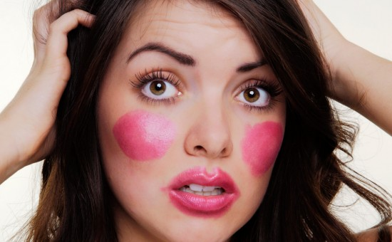 errori di makeup da evitare